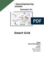 Smart Grid Scrolls
