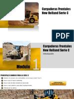 CARGADORES FRONTALES SERIE C