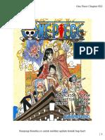 Komiku.co One Piece Chapter 953