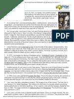 lois lowry biography worksheet