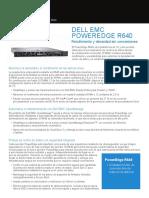 DELL EMC POWEREDGE R640