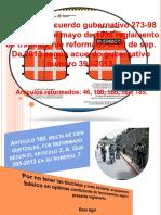 Reglamento de tránsito Guatemala