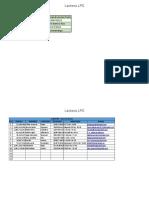 4.1 Empresa LPG Lacteos