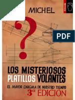 Los Misteriosos Platillos Volantes - Aimé Michel