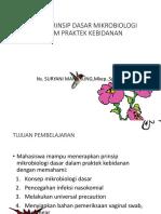 Prinsip-prinsip Dasar Mikrobiologi Dalam Praktek Kebidanan - Copy