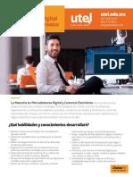Maestria Marketing Digital e Commerce