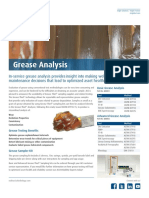 Grease Analysis (ALS)