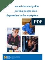 Managing Depression Guide 2018