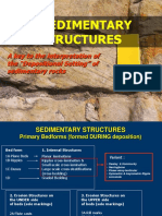 3 Sedimentary Structures