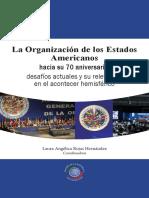 70 Aniversario Del OEA