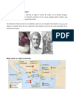Cómo Se Originó La Filosofía