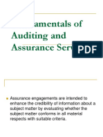 Audit Evidence, Procedures and Documentation