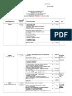 Planificare Franceza l1 Cls v- ED. Litera