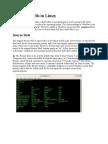 Hamitonian Circuits Using Backtracking Method Vertex