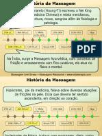 Slide Historia Da Massagem