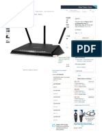 NETGEAR Nighthawk Smart WiFi Router (R6700) - AC1750 Wireless Speed