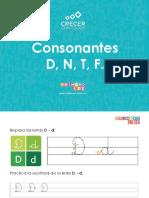 Presentación 3_ Consonantes D, N, T, F (1)