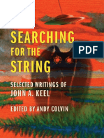 Searching for the String Selected Writings of John a. Keel - John a. Keel