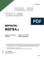 D375A 3manual(Esp)Taller