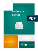 4 Evidencia Digital
