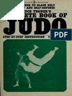 Bruce Tegner's Complete Book of Jujutsu