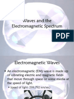 em waves notes