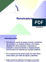 Remolcadores ( Buques de remolque )