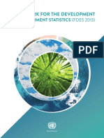 Framework for development of environment statistics-FDES 2013