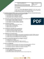66028907devoir de Synthese n 3 Svt Bac Sciences Exp 2010 2011 Mr Mani Mourad PDF