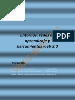 Entornos de Redes Aprendizaje y Herramientas Web 2.0 (1)