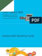 Catalyst 9000 Family
