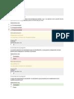 Derecho Procesal Penal I EXAMEN