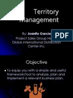 Territory Management Module 1