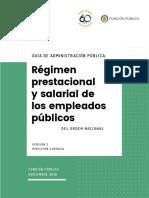 administracion publica regimen