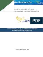 d.a. 12 Cosmetologia Capilar Desenvolvimento e Prescrição de Produtos