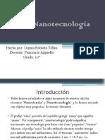 Nanotecnología- Onixia Robleto Téllez