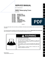 500E2 Service Manual