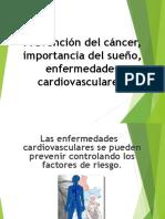 Enfermedades Cardiovasculares e Importancia Del Sueño