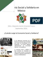 La Economía Social y Solidaria en México