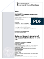 López 2016-Static and Dynamic Behavior of Pile Supported Structures in Soft Soil