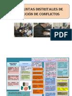 Rutas y Prtocolos Junta Distratal2019 2020