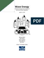 Wave Energy PDF
