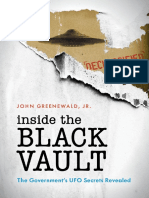 Inside the Black Vault the Government's UFO Secrets Revealed - John Greenewald, Jr.