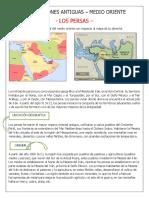 Civilizaciones Antiguas Persia.