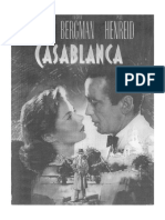 Casablanca - Umberto Eco