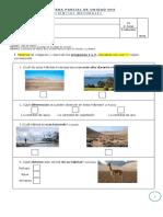 Prueba de Ciencias Naturales Segundo Semestre El Hábitat (Modificada) (1)