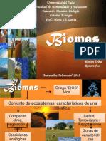 Biomas Terrestres y Acuaticos