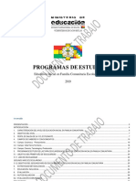 Programas de Estudio Nivel Inicial 2019-Convertido en word