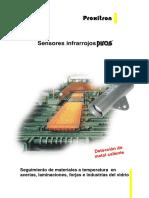 sensores infrarrojos proxitron