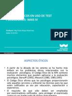 s.7aspectos Eticos en Test- Wais-IV 2